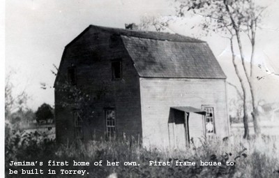 Jemima\'s First Home